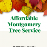 Tree ervice Montgomery AL Logo